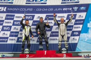Magny-Cours : Podiums